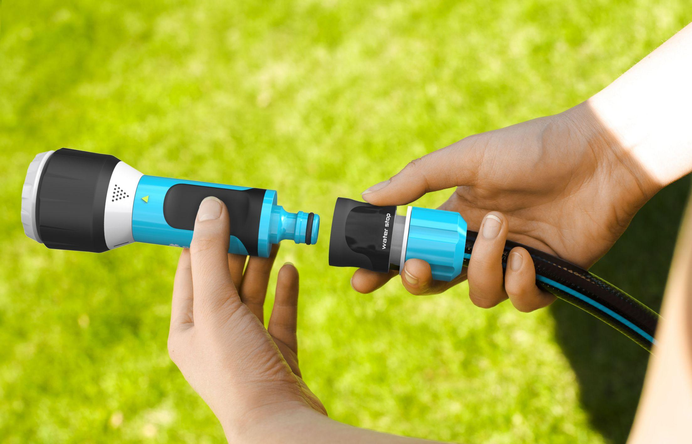 Vòi nước tưới rửa đa năng 4 chế độ