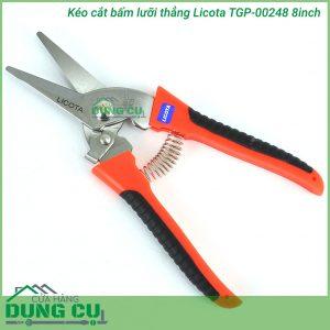 Kéo cắt tỉa và bấm Licota TGP-00248-6 6,5inch