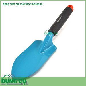Xẻng mini cầm tay 8cm Gardena