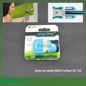 Khớp nối nhanh ERGO Cellfast 53-135