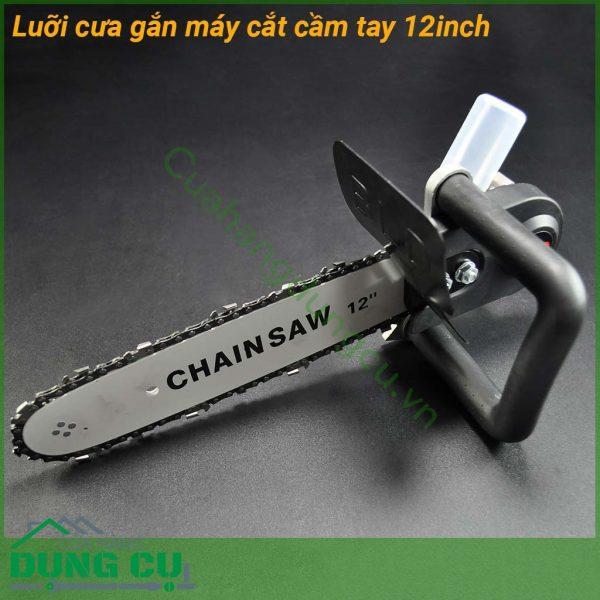 Lưỡi cưa gắn máy cắt cầm tay 12inchLưỡi cưa gắn máy cắt cầm tay 12inch