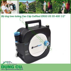 Bộ Ống Treo Tường Cao Cấp Cellfast ERGO XS 55-400 1/2 inch