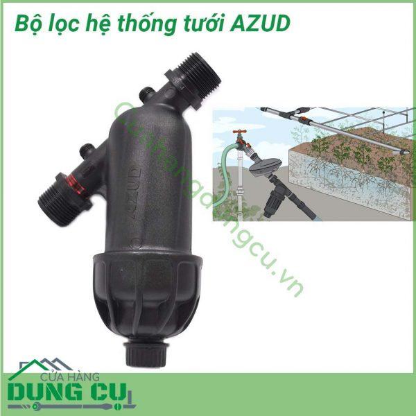 Bộ lọc hệ thống tưới nhỏ giọt AZUD